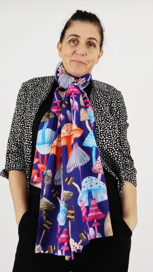 Magic Forest Scarf with Free Postage