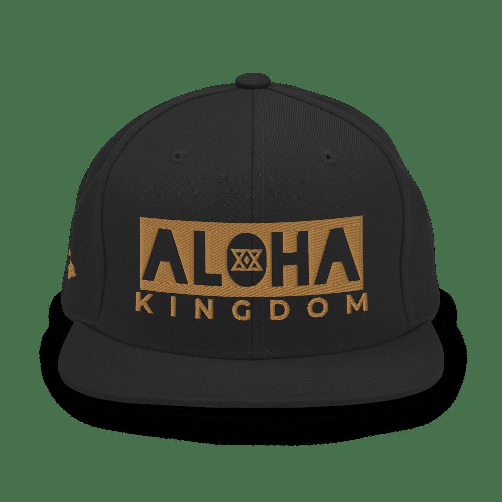 Aloha Kingdom Wai Kula Snapback