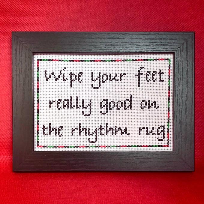 Image of Rhythm rug