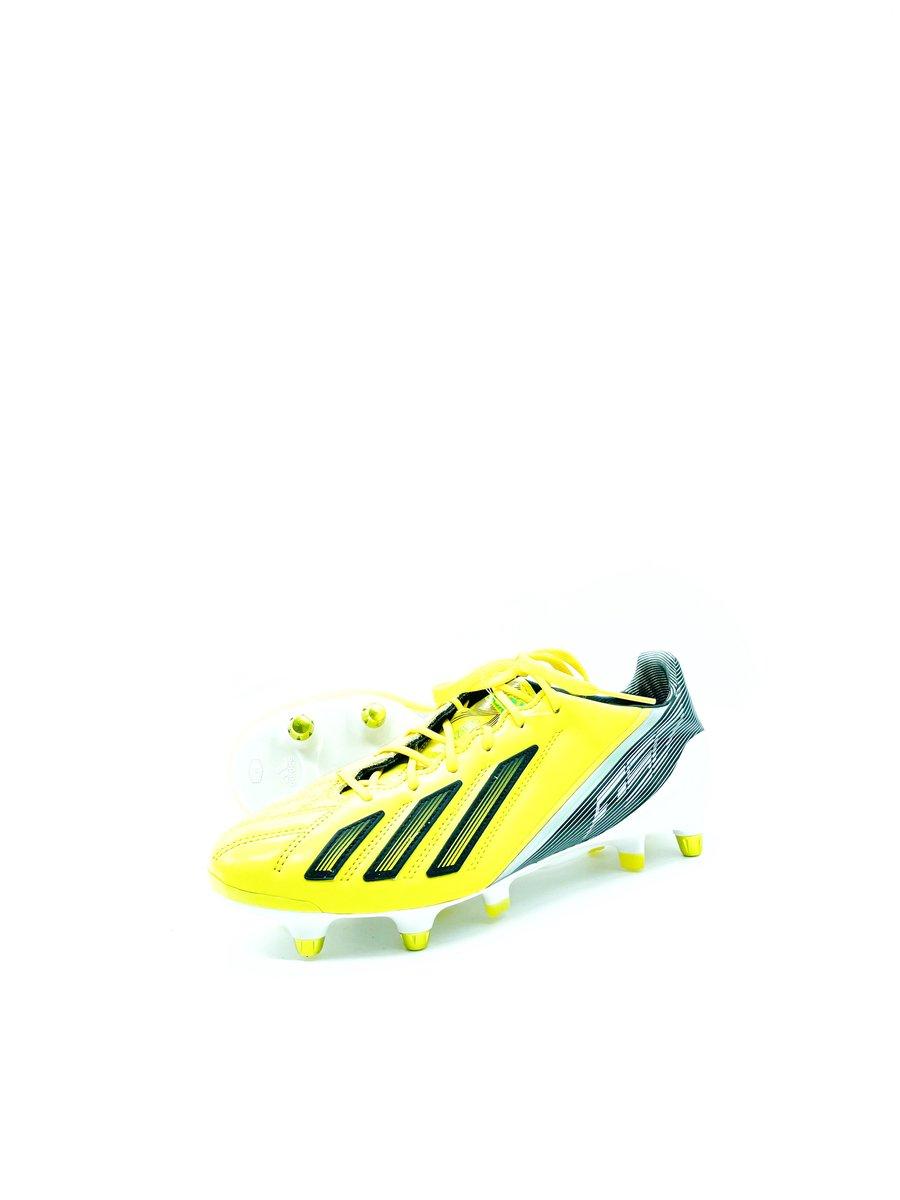 Image of Adidas F50 adizero Yellow FG or SG leather