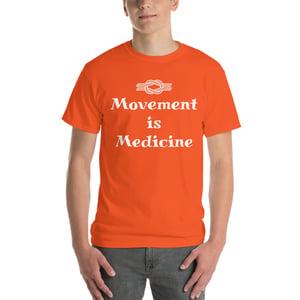 Image of Movement is Medicine Short Sleeve T-Shirt