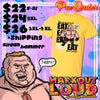 Brat Lesnar T-Shirt<br>MARK OUT LOUD Collection (PRE-ORDER)