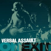 """Image of AA!#94 VERBAL ASSAULT """"ON/ Exit"""" LP-Shipping late Septmeber 2021"""