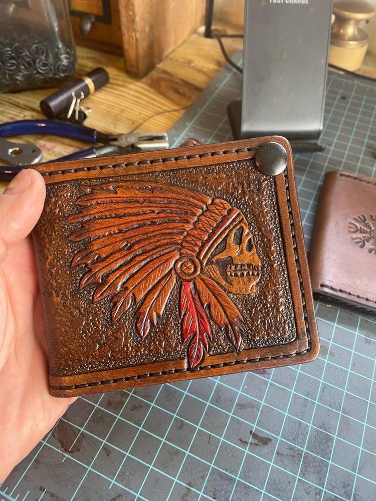 Image of Warrior brawler wallet