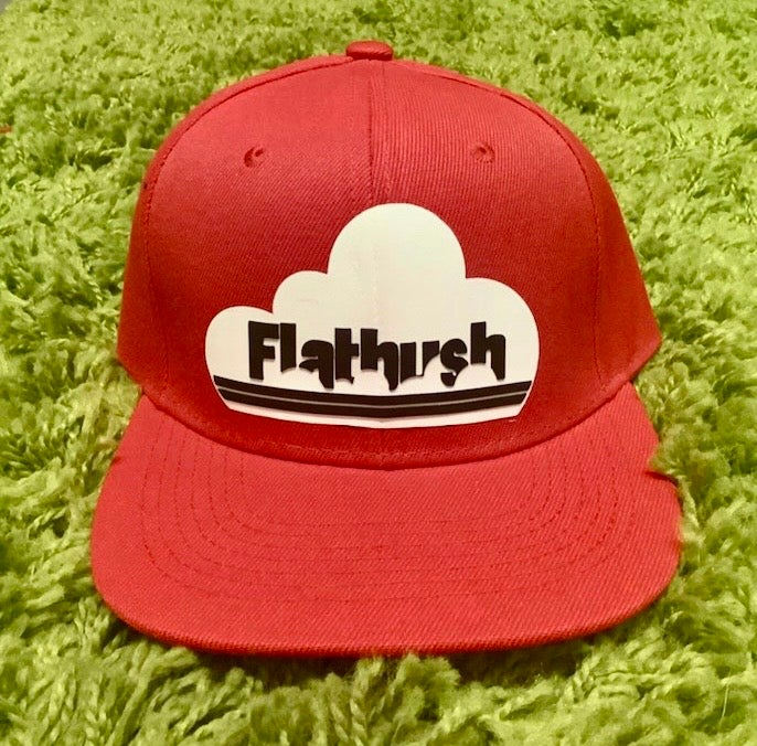 Image of Welcome To Flatbush Snapback Red/White/Black