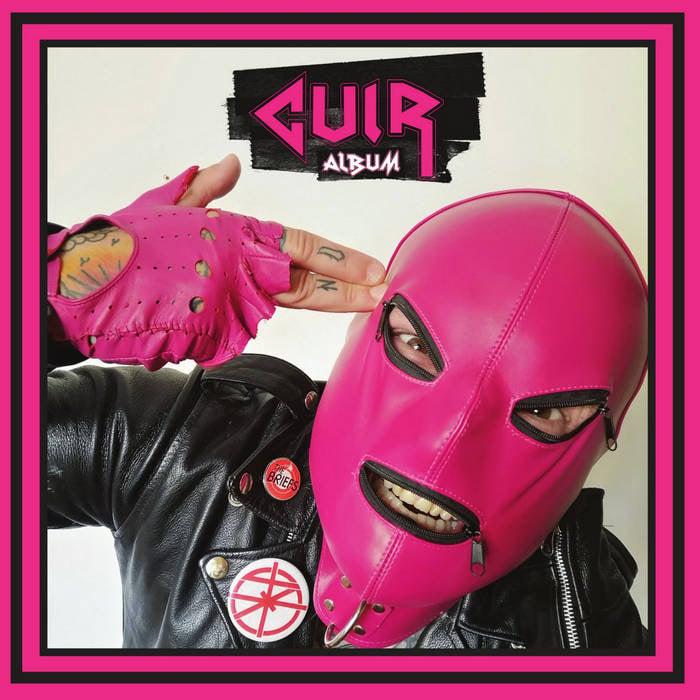 """Cuir- Album - 12"""" LP"""