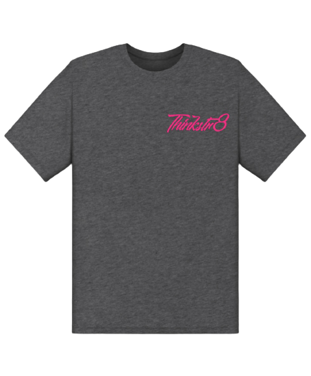 You Can't Buy Culture  (Grey / Pink)