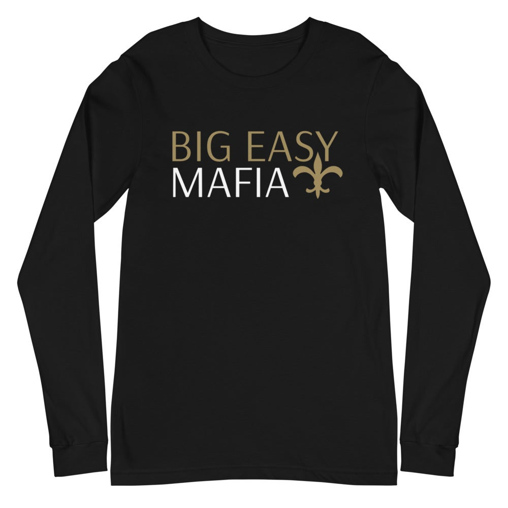 Image of Big Easy Mafia Long Sleeve Tee