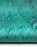 Marbled Paper Groovy Gouache Series II - 1/2 sheets