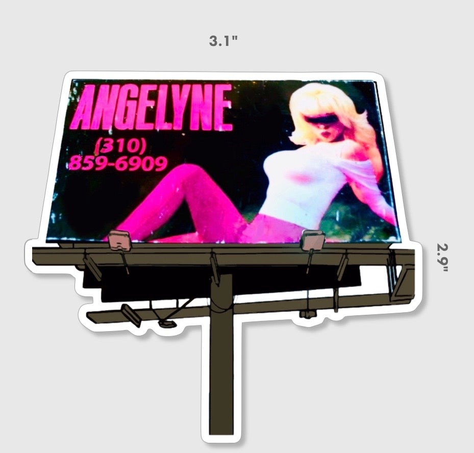 Image of ANGELYNE L.A.84