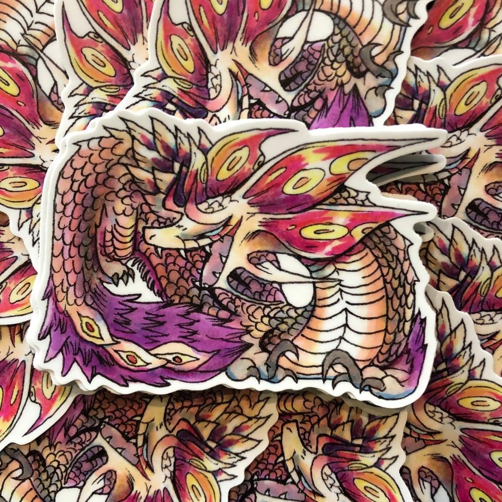 Image of Mizutsune Sticker