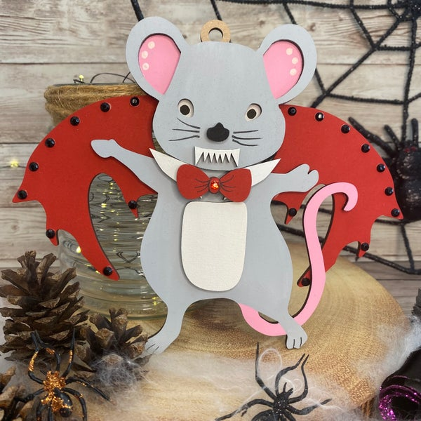Image of Victor the Vampire Mouse