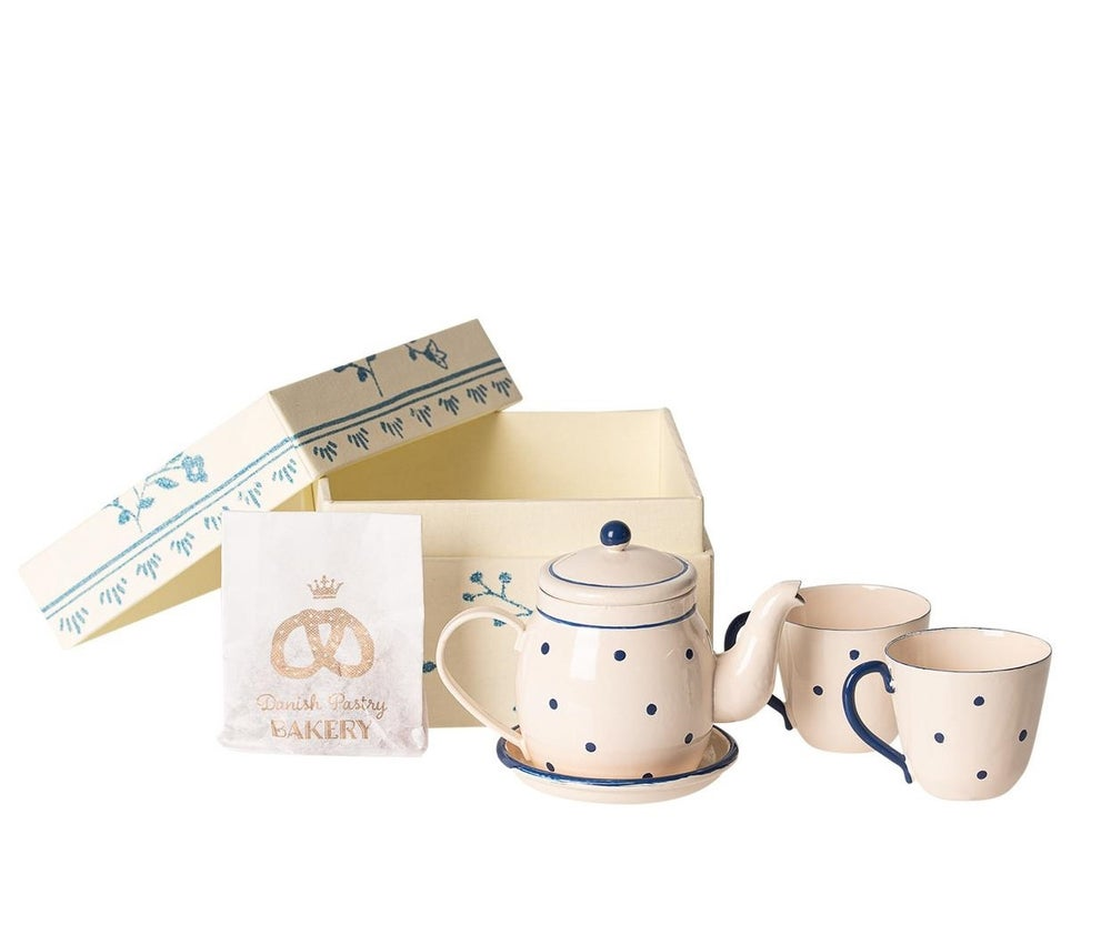 Image of Maileg - Tea And Biscuits For Two