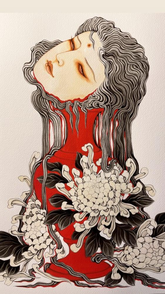 Image of Le vase A3