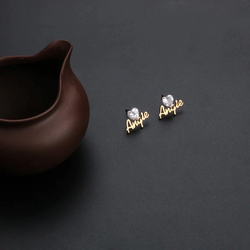 Image of Custom Kids Earrings