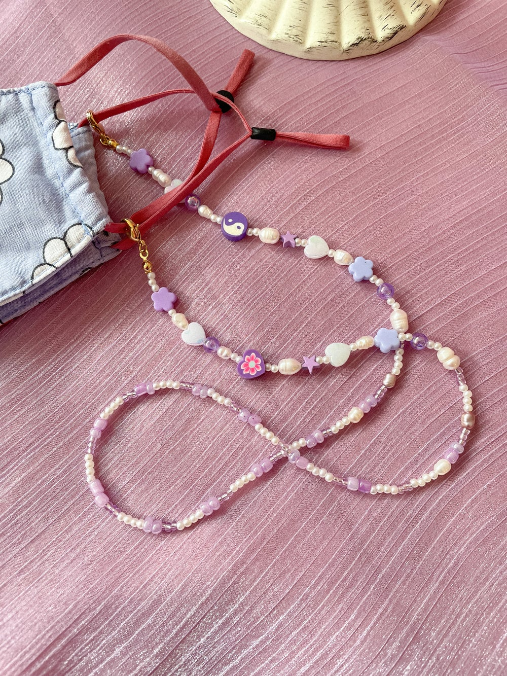 SWEETIE mask chain