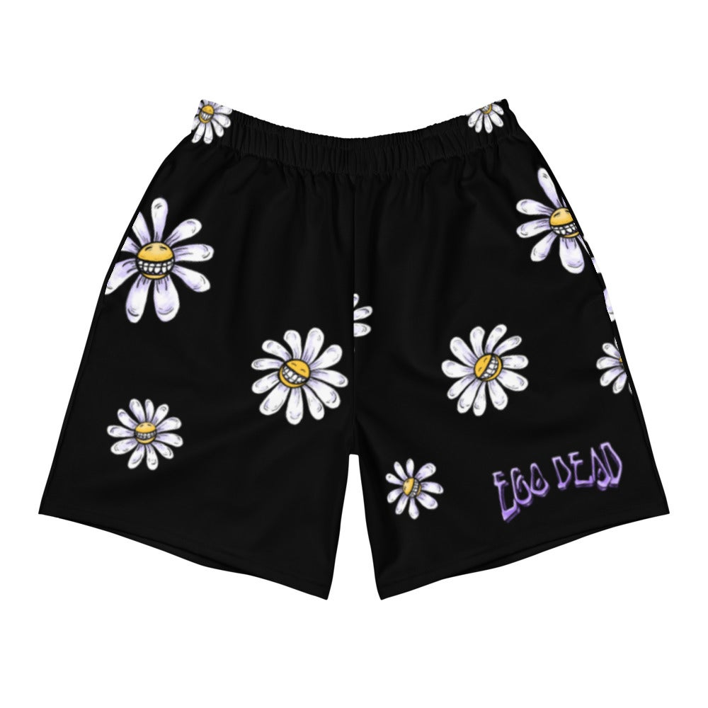 Image of Floral Athletic Shorts