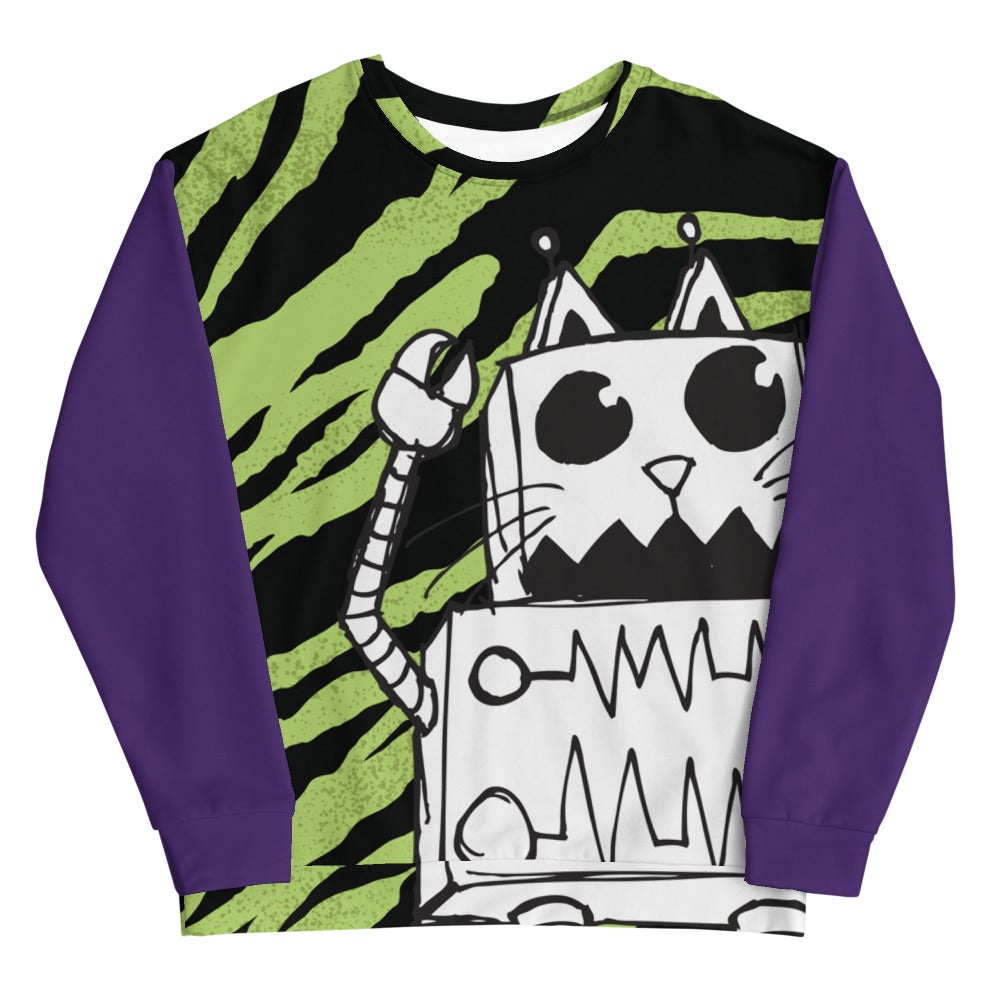 Image of TIGER-BOT Sweatshirt