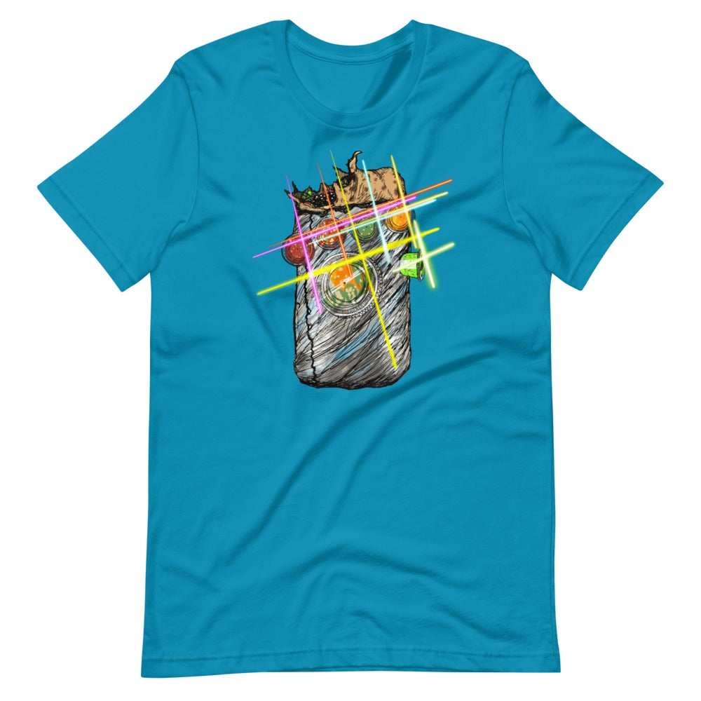 """INFINITY BURRITO"" Short-Sleeve Unisex T-Shirt"