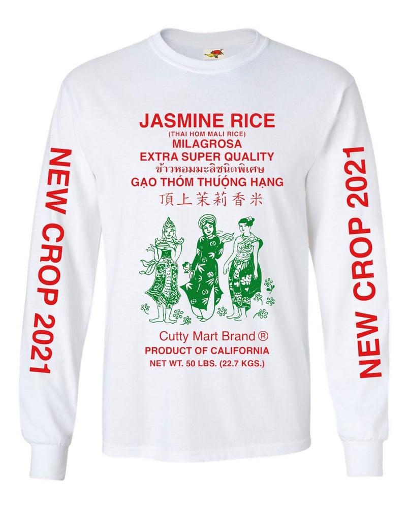 Image of Cutty Rice Long Sleeve tee