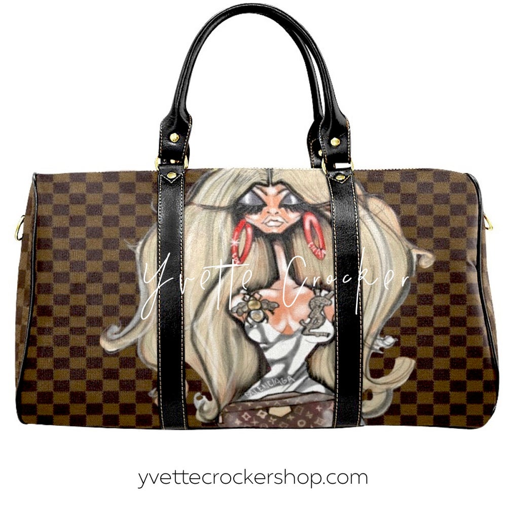 Image of Label Whore Travel Bag
