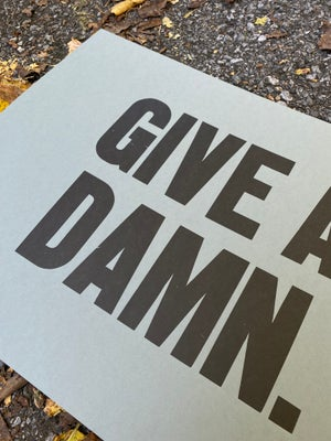 Image of Give a Damn