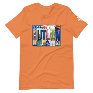 Image of Outlaw Plate Tee