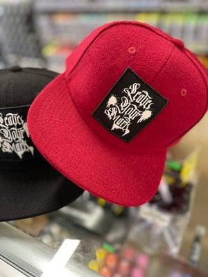 """Leave Your Mark """"G.FNGRZ_"""" Snap Back Hat"""