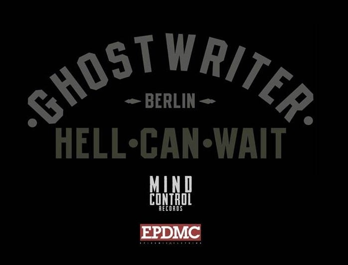 Ghostwriter.