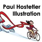 Paul Hostetler Illustration