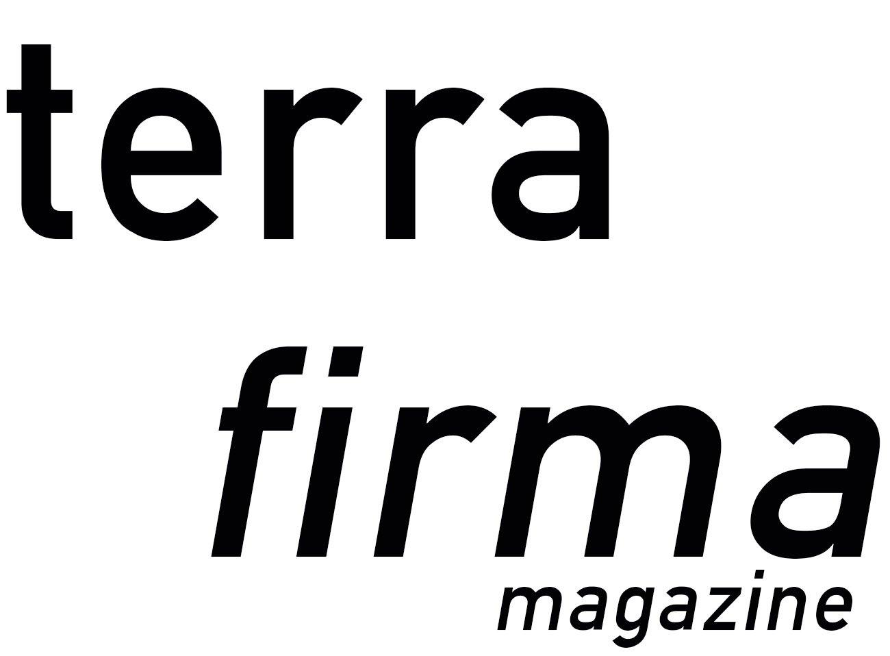 terra firma magazine