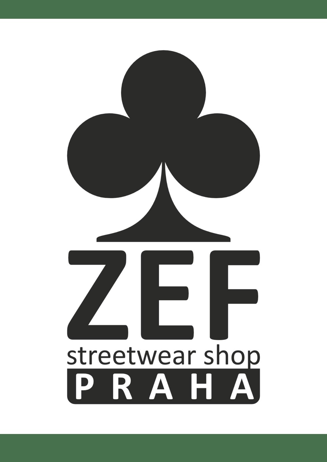 ZEF streetwear shop PRAHA