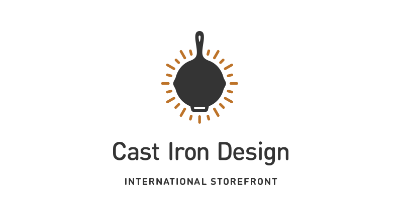 Cast Iron Design / International Shop