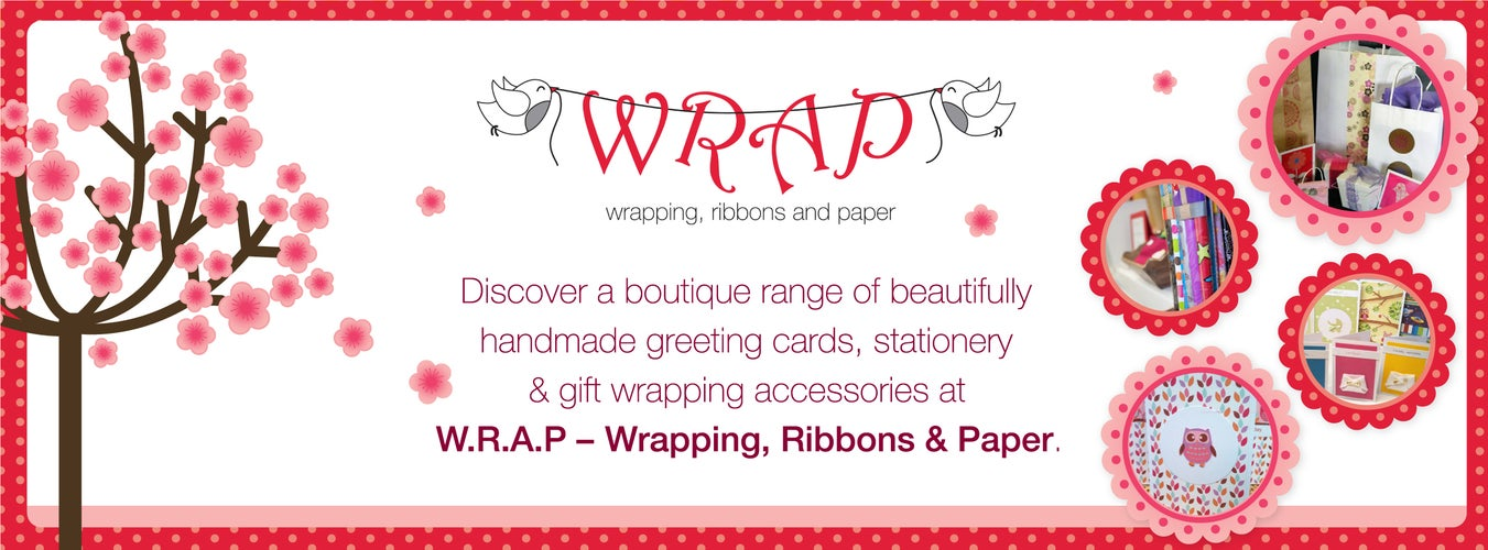 Wrapping Ribbons and Paper