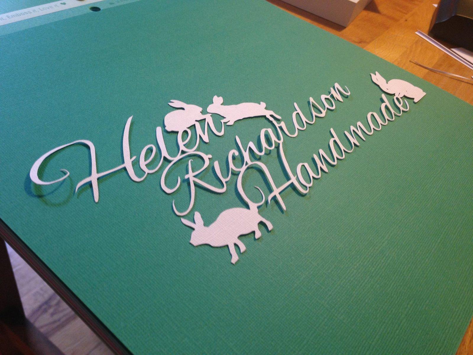 Helen Richardson Handmade