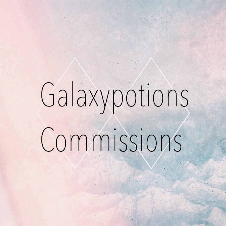 GalaxyPotions Commissions