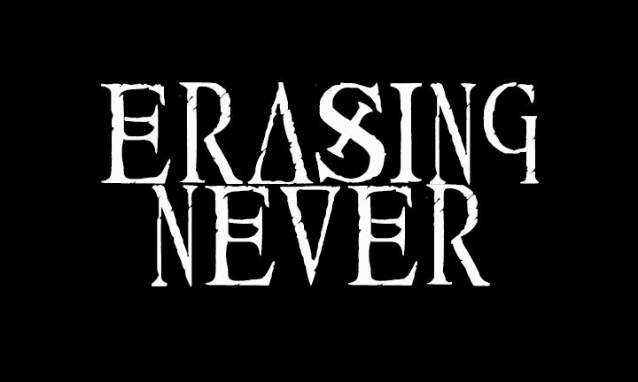 Erasing Never Merch
