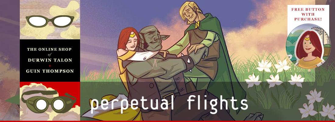 Perpetual Flights