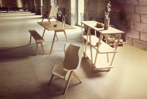 Accueil Meubles En Bois Design Contemporain Bordeaux