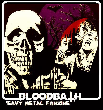 Bloodbath 'Eavy Metal Fanzine