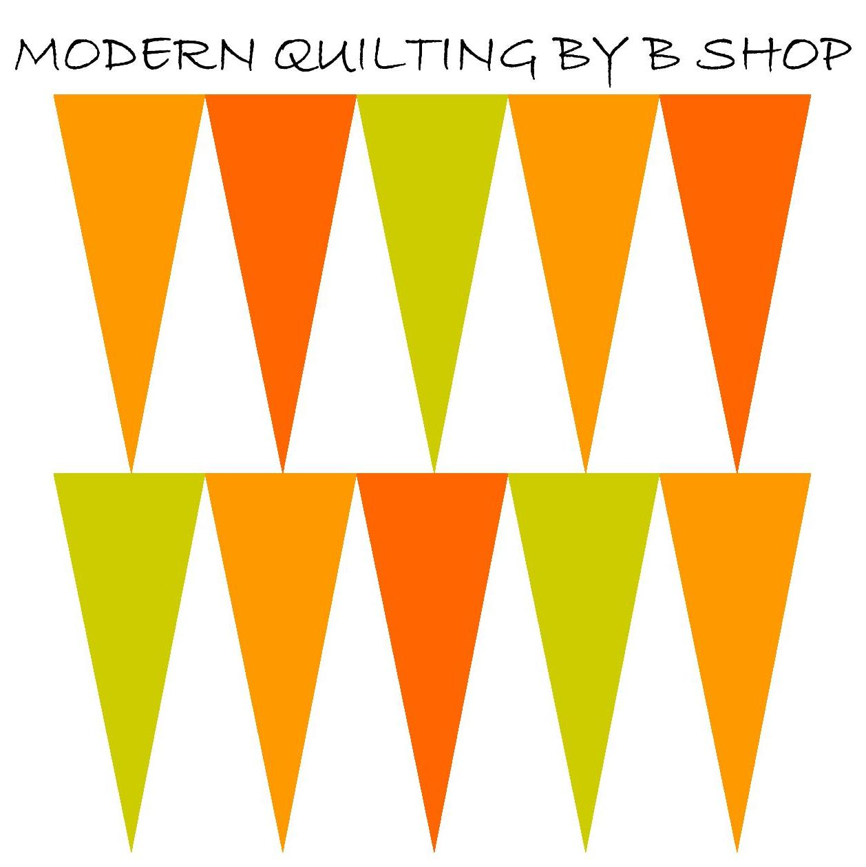 Modern Quilting by B