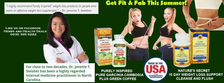 Purely Inspired 100 Pure Garcinia Cambogia Plus 100 Tablets