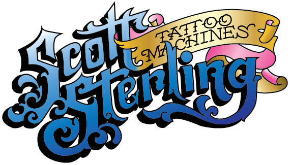 Scott Sterling Tattoo Machines