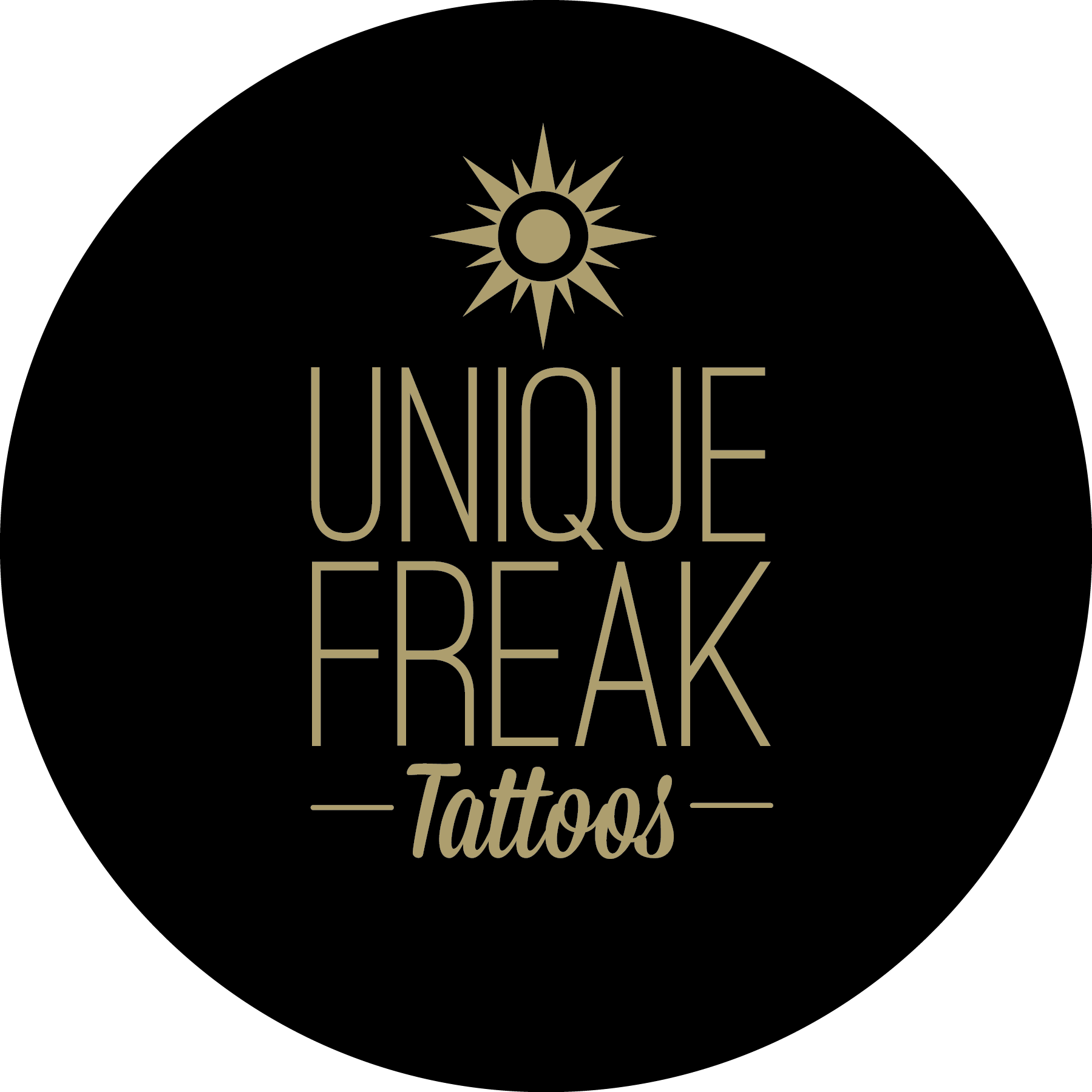 unique freak tattoos