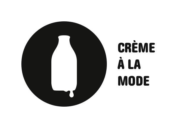 Crème à la Mode