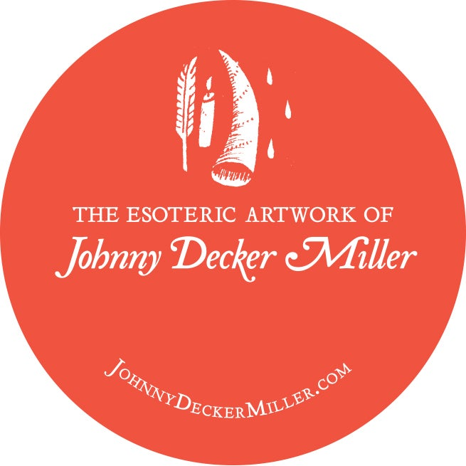The Esoteric Artwork of Johnny Decker Miller