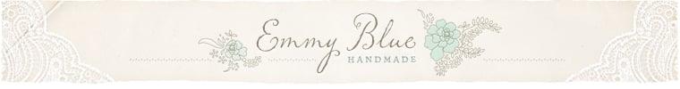 Emmy Blue Handmade
