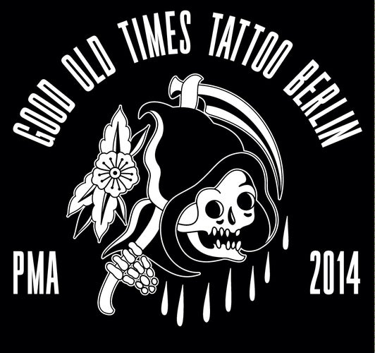 Good Old Times Tattoo Berlin - Apparel