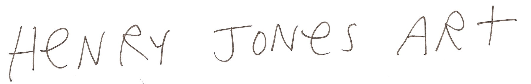 Henry Jones Art