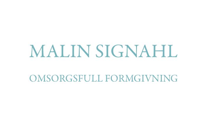 Malin Signahl